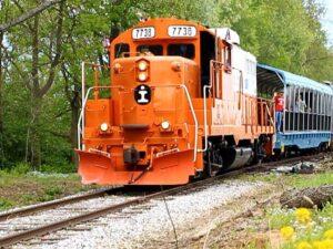 November 27 Thanksgiving Train Ride 11 AM