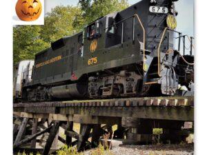 October 30 Train Ride 2 PM
